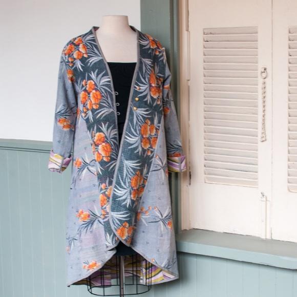 82ee414b74 Kantha jacket coat New from vintage quilted saris. Boutique.  M_5b6f6a70c617770e1642fa4d. M_5b6f6a70aa877029fac552a4.  M_5b6f6a70de6f620fa72892ba